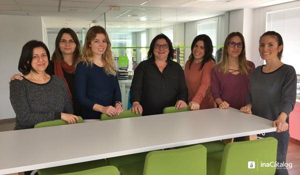 Mujeres sector informático en el Día Internacional de la Mujer