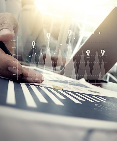 Cuadro de mando comercial y KPI